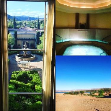 Hilton Lake Las Vegas Spa