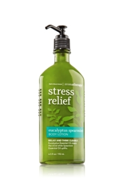 bath and body works stress relief
